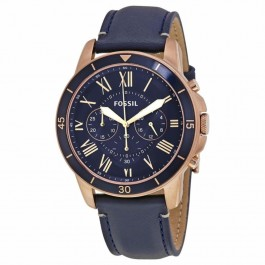 FOSSIL FS5237 Grant Sport Blue Dial Men's Chronograph Watch