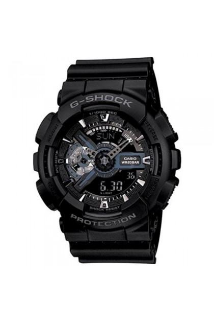 Casio G-Shock GA-110-1BDR Men Ana-Digi Sport Original & Genuine Watch GA-110-1BD / GA-110-1B / GA110