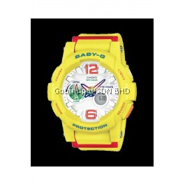 Casio Baby-G BGA-180-9BDR / BGA-180-9BD / BGA-180-9B/ BGA-180-9 / BGA-180 Original & Genuine Watch