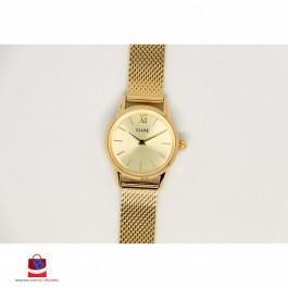 CL50003 Cluse La Vedette Mesh Full Gold Ladies Watch