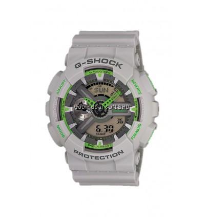 Casio G-Shock GA-110TS-8A3 Original & Genuine Watch GA-110 / GA-110TS / GA-110TS-8 / GA110TS-8A / 110