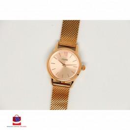 CL50002 Cluse La Vedette Mesh Full Rose Gold Ladies Watch