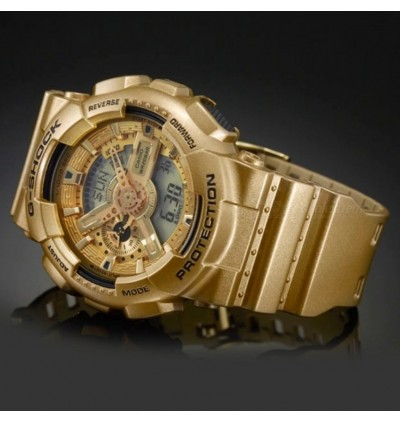 Casio G-Shock GA-110GD-9A Original & Genuine Watch GA-110 / GA-110GD / GA-110GD-9 / 110