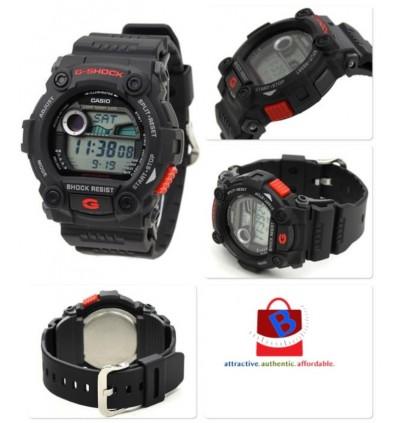 Casio G-Shock G-7900-1DR Original & Genuine Men's Watch G-7900 / G-7900-1 / G-7900-1D / 7900