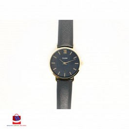 CL30014 Cluse Minuit Gold/Midnight Blue Ladies Watch
