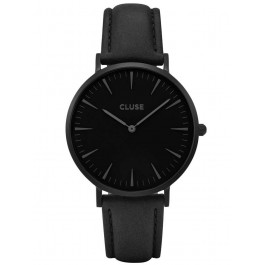 CL18501 Cluse La Bohème Full Black Ladies Watch