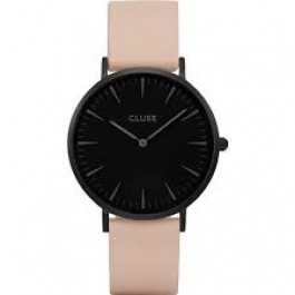CL18503 Cluse La Bohème Full Black/Nude Ladies Watch