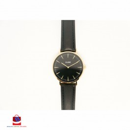 CL18401 Cluse La Bohème Gold Black/Black Ladies Watch