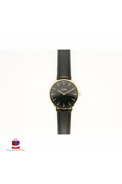 CL18401 Cluse La Bohème Gold Black/Black Ladies Watch