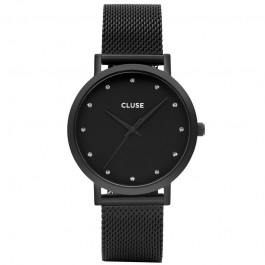 CL18304 Cluse Pavane Black Stones Ladies Watch
