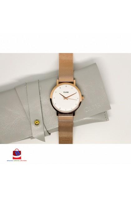 CL18303 Cluse Pavane Rose Gold Stones Ladies Watch
