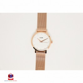 CL18303 Cluse Pavane Rose Gold Stones Ladies Watch