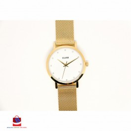 CL18302 Cluse Pavane Gold Stones Ladies Watch