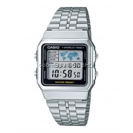 Casio A500WA-1DF Original & Genuine Watch