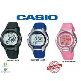 Casio LW-200 Original & Genuine Watch