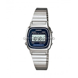Casio LA-670WA-2DF Original & Genuine Watch