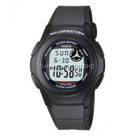 Casio Original & Genuine Watch F-200W-1ADF / F-200W-1AD / F-200W-1A / F-200W
