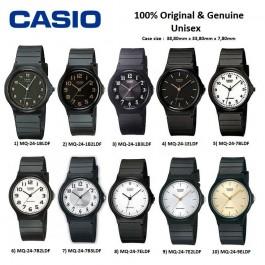 Casio MQ-24 Genuine Watch Unisex