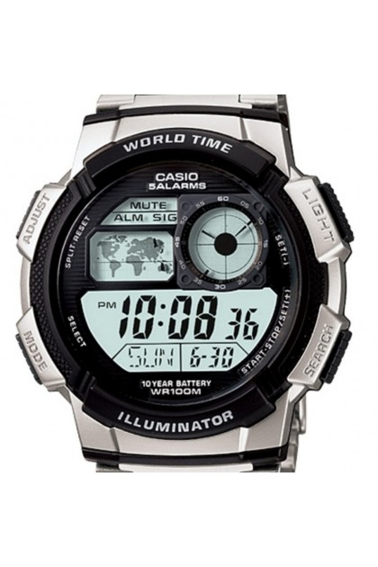 Casio AE-1000WD-1AVDF Original & Genuine Watch