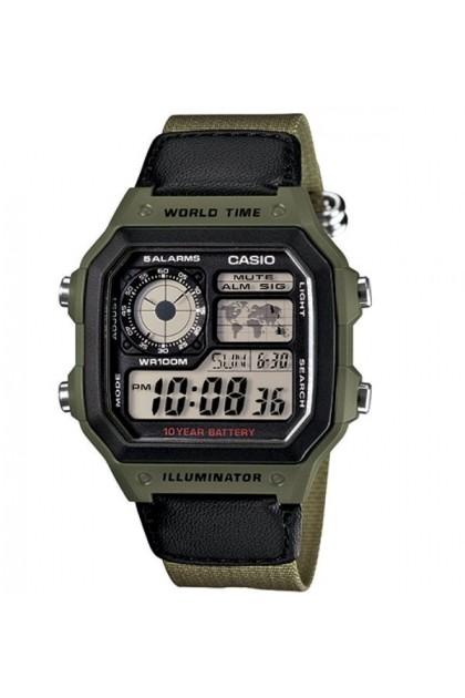 Casio AE-1200WHB-3BVDF/1BVDF Original & Genuine Watch
