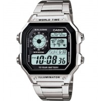 Casio AE-1200WHD-1AVDF Original & Genuine Watch