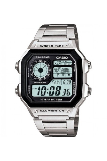 Casio AE-1200WHD-1AVDF Original & Genuine Watch