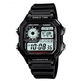 Casio AE-1200WH-1AVDF Original & Genuine Watch
