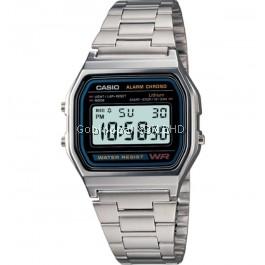 Casio A158WA-1AVDF Original & Genuine Watch