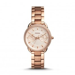 FOSSIL ES4264 Tailor Multifunction Rose Gold-Tone Stainless Steel Ladies Watch