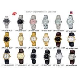 Casio LTP-V002 Original & Genuine Watch