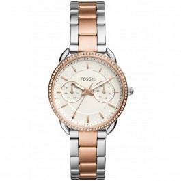 Fossil ES4396 Tailor Multifunction Two-Tones Stainless Steel Watch