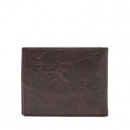Fossil Men's Wallets Neel Sliding 2 In 2 Brown ML3888200