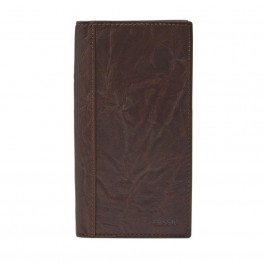 Fossil Men's Neel Executive Wallet Brown ML3868200