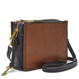 Fossil Campbell Brown Crossbody ZB7295200