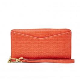Fossil Caroline Rfid Zip Around Wallet SL7785836