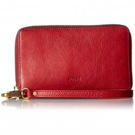 Emma Rfid Smartphone Wristlet Red Velvet SL7443627