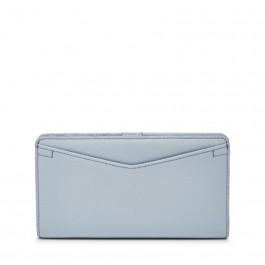 Fossil Caroline RFID Slim Bifold Wallet Mineral Grey SL7353436