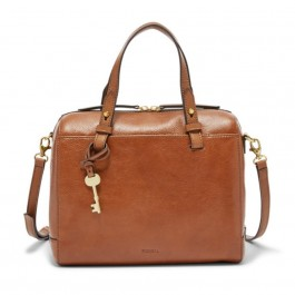 FOSSIL Rachel Satchel Brown ZB7256200