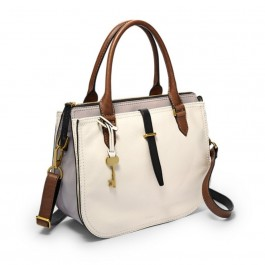 Fossil Ryder Satchel Neutral Multi ZB7482994