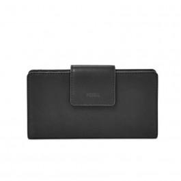 Fossil Emma RFID Tab Clutch Black SL7154001