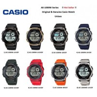 Casio AE-1000W Range Original & Genuine Watch