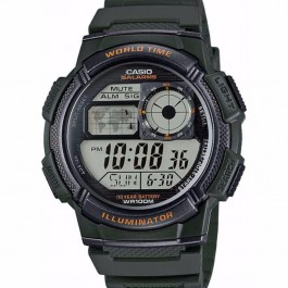 Casio AE-1000W-3AVDF / AE-1000W-3AVD / AE-1000W-3AV / AE-1000W-3A / AE-1000W Original & Genuine Watch