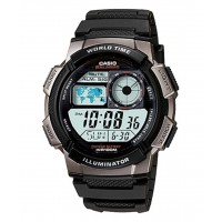 Casio AE-1000W-1BVDF / AE-1000W-1BVD / AE-1000W-1BV / AE-1000W-1B / AE-1000W Original & Genuine Watch