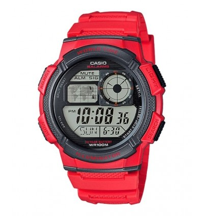 Casio Original & Genuine Watch AE-1000W-4AVDF / AE-1000W-4AVD / AE-1000W-4AV / AE-1000W-4A / AE-1000W