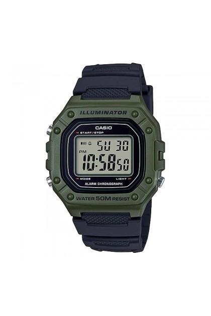 Casio Digital W-218H Series Original & Genuine Watch