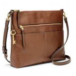 Fossil Fiona Crossbody Brown ZB7669200