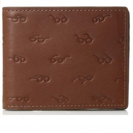 Fossil Men's Wallets Simon Befold Id Cognac ML4030222