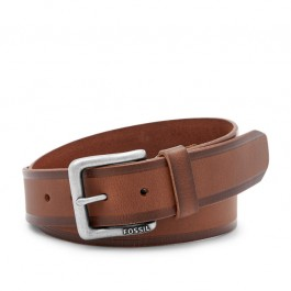 Fossil Original Mens Kit Belt Brown MB1035200