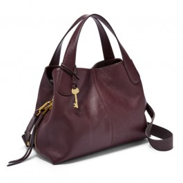Fossil Maya Satchel Fig ZB7567503