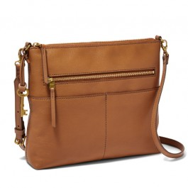 Fossil Fiona Large Crossbody Tan Fossil ZB7267231